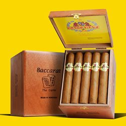 Baccarat cigar category