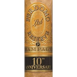 Perdomo Reserve 10th Anniversary Champagne cigar category