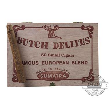 Dutch Delites Classic Sumatra Habano Cigarillo Cigar