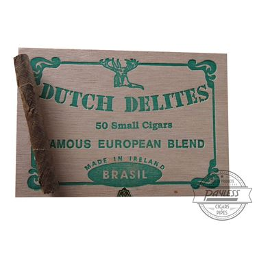Dutch Delites Classic Brasil Maduro Cigarillo Cigar