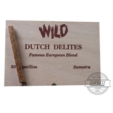 Dutch Delites Wild Natural Habano Small Cigar Cigar
