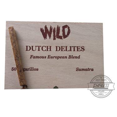 Dutch Delites Wild Natural Habano Small Cigar Cigar