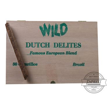 Dutch Delites Wild Maduro Small Cigar Cigar