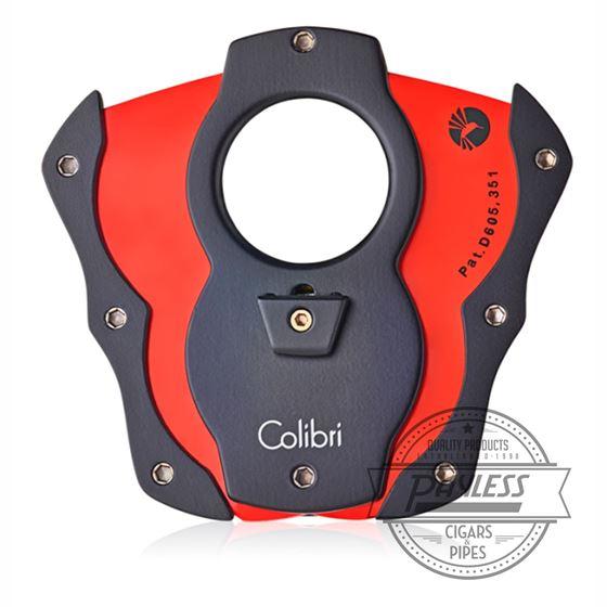 Colibri Cut (Cu100T21) Black W/Red Blades