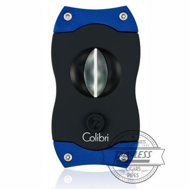 Colibri V-Cut (CU300T3) Black/Blue