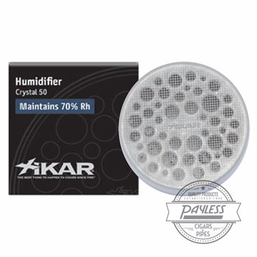 Xikar 50Ct Crystal Humidifier