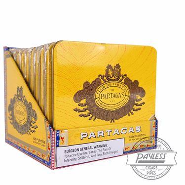 Partagas Puritos (10 tins of 10)