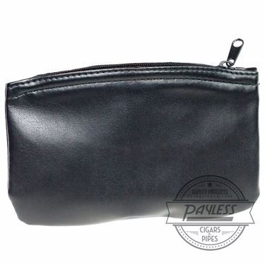 Arango Black Zipper Pouch (Tp-2225)