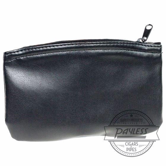 Arango Black Zipper Pouch (Tp-2225)