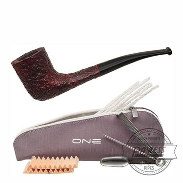 Savinelli One Starter Kit Rustic 404