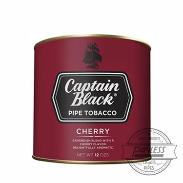 Captain Black Cherry 12Oz Tin