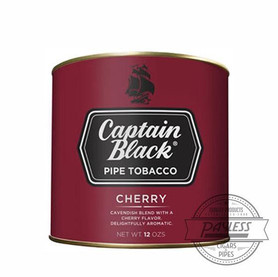 Captain Black Cherry 12Oz Tin