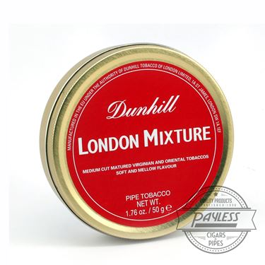 Dunhill London Mixture Tin