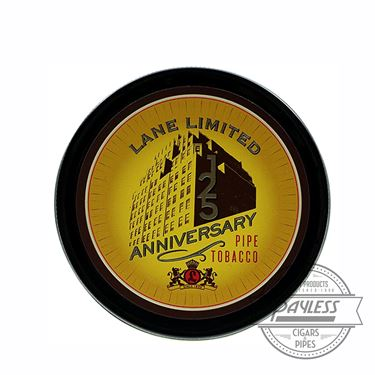 Lane Limited 125th Anniversary Tin