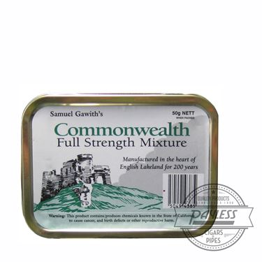Samuel Gawith Commonwealth Mixture Tin