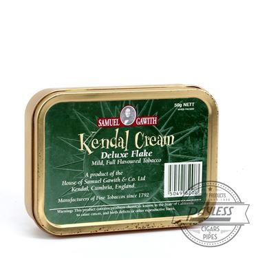 Samuel Gawith Kendal Cream Deluxe Flake Tin