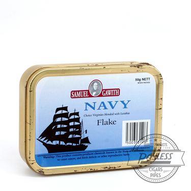 Samuel Gawith Navy Flake Tin