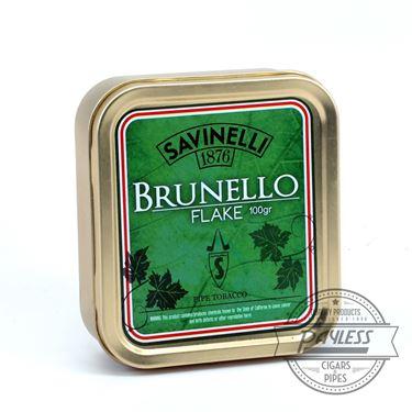 Savinelli Brunello Flake Tin