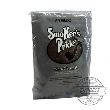 Smoker's Pride Black Cavendish (12Oz)