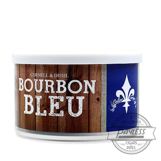 Cornell & Diehl Bourbon Bleu Tin