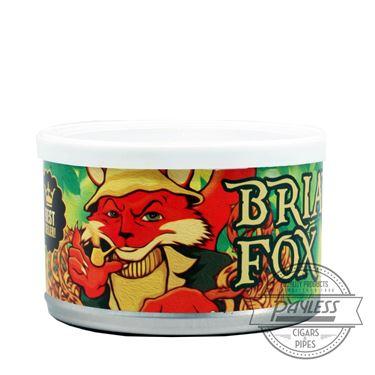 Cornell & Diehl Briar Fox Tin
