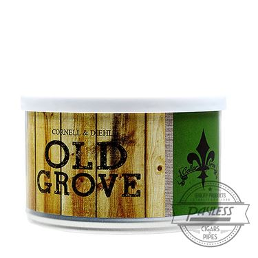 Cornell & Diehl Old Grove Tin