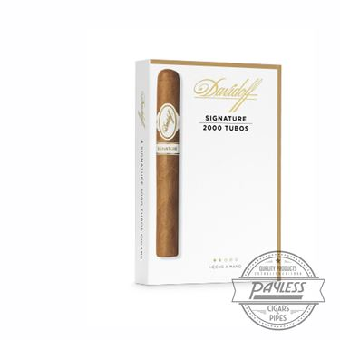 Davidoff Signature Series 2000 Tubos (4-pack)