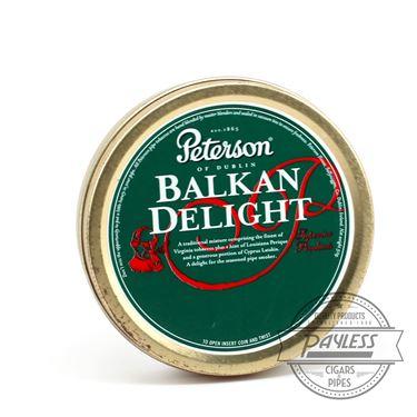 Peterson Balkan Delight Tin