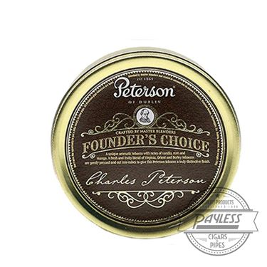 Peterson Founders Choice Tin