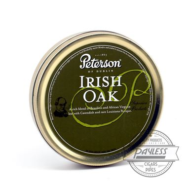 Peterson Irish Oak Tin