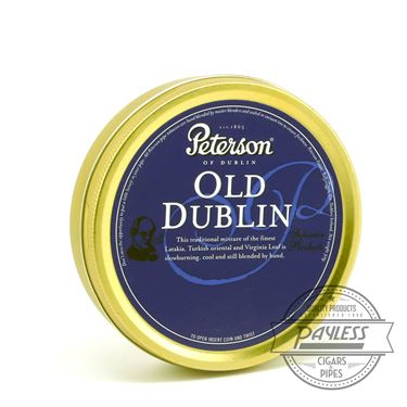Peterson Old Dublin Tin
