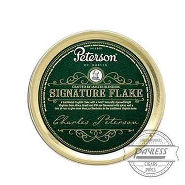 Peterson Signature Flake Tin