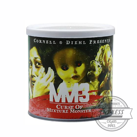 Cornell & Diehl MMIII: The Curse of Mixture Monster (The Devil Doll) Tin