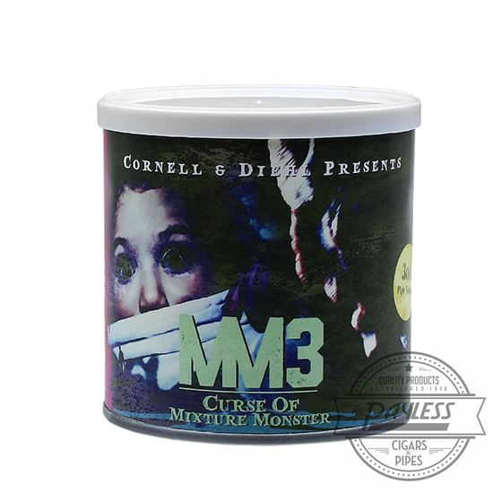 Cornell & Diehl MMIII: The Curse of Mixture Monster (The Stalker) Tin