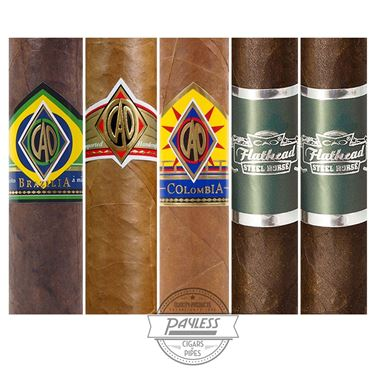 CAO Family Sampler #1 (5-Pack)