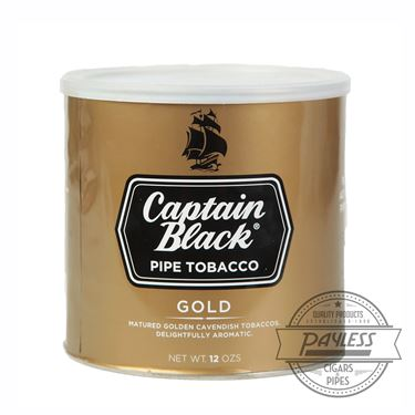 Captain Black Gold 12Oz Tin