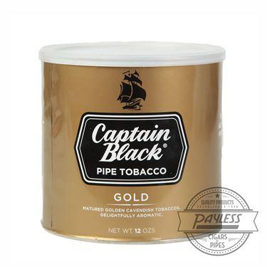 Captain Black Gold 12Oz Tin