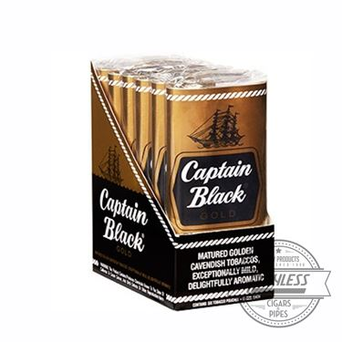 Captain Black Gold 1.5Oz Pouches (6-Pk)