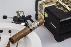 Alec Bradley Sanctum cigar category