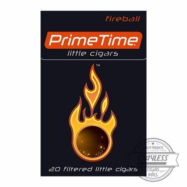 Primetime Little Cigars Fireball (10 packs of 20)
