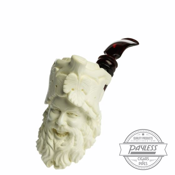 Sms Meerschaum Pipe Mp 114 Bac