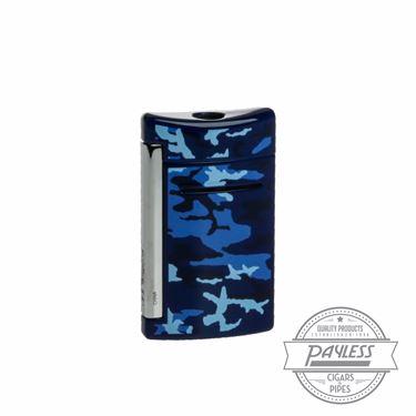 S.T. Dupont MiniJet Blue Camo