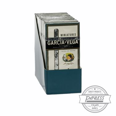 Garcia y Vega Miniatures (10 packs of 5; Foil Fresh Pouches)