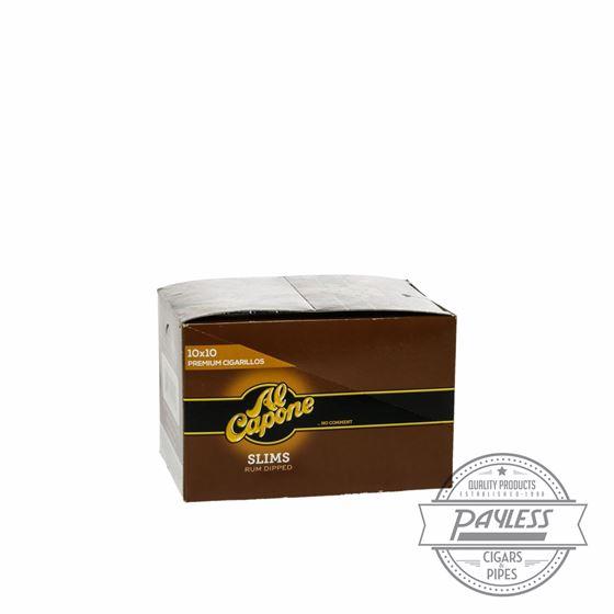 Al Capone Slim Rum (10 packs of 10)