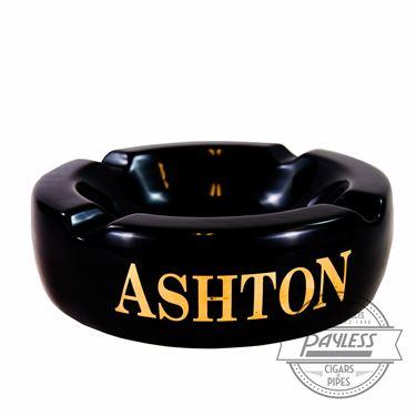 Ashton Black Ashtray