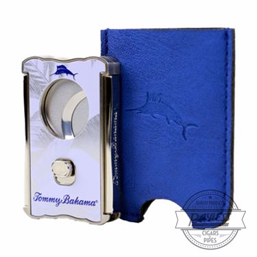 Tommy Bahama Signature & Marlin Cutter With Tin Box