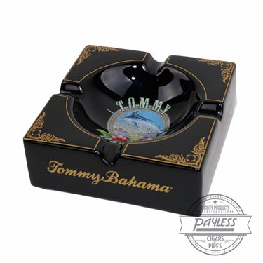 Tommy Bahama Large Ceramic Ashtray