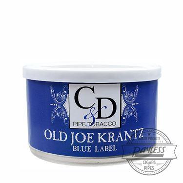 Cornell & Diehl Old Joe Krantz Blue Label Tin (2-oz)