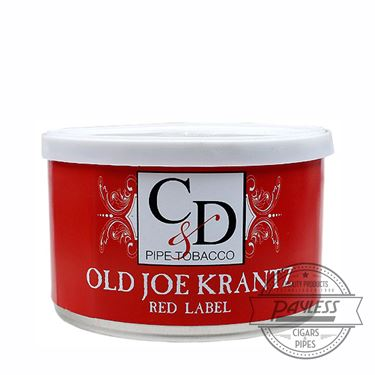 Cornell & Diehl Old Joe Krantz Red Label Tin (2-oz)
