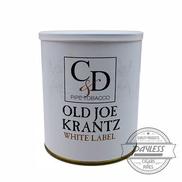 Cornell & Diehl Old Joe Krantz White Label Tin (8-oz)